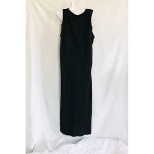 Tera by Vince Camuto Black Maxi Dress / L